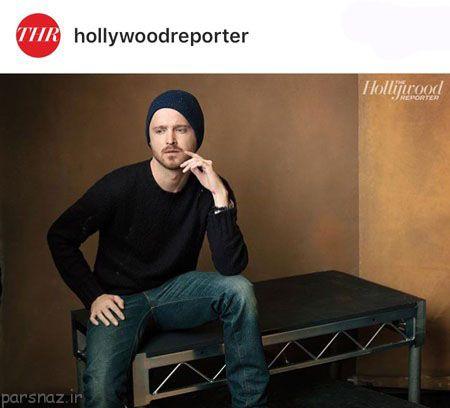 عکسهای داغ خبری از بازیگران و ستارهای مشهور خارجی