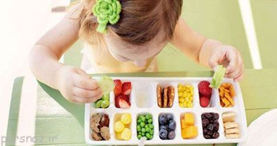 سلامت قلب کودکان و رژیم غذایی صحیح