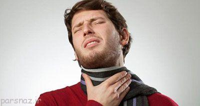 جلوگیری از گلو درد با این روش ها