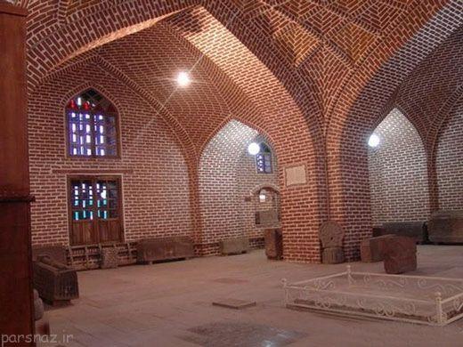 مراغه شهری تاریخی در دیار آذربایجان