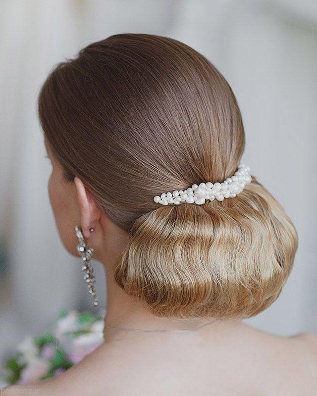 زیباترین مدل های آرایش عروس در سال 2017