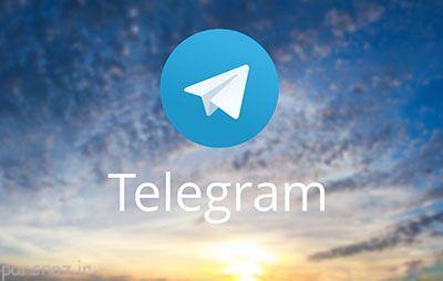 اسکارلت جوهانسون در تلگرام بروز رسانی جدید تلگرام و تغییرات رخ داده