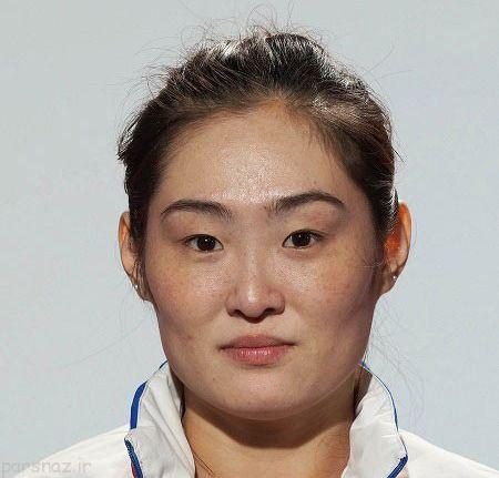سلفی دختر کره ای در المپیک و خبر اعدام