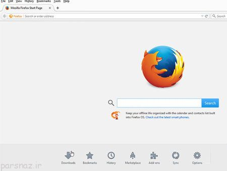 آموزش ذخیره فایل های فلش یک وبسایت