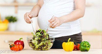 یبوست بارداری را با تغذیه رفع کنید