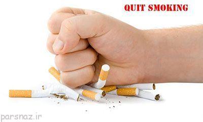 کنار گذاشتن سیگار با برنامه درست