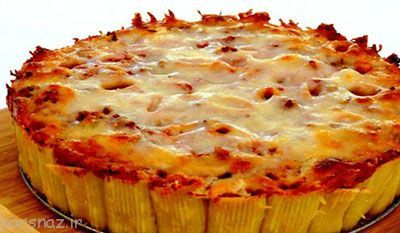 طرز تهیه کیک پاستا با طعم عالی