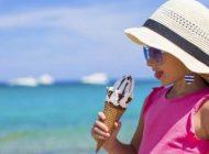 اگر کودک شما بستنی زیاد می خورد