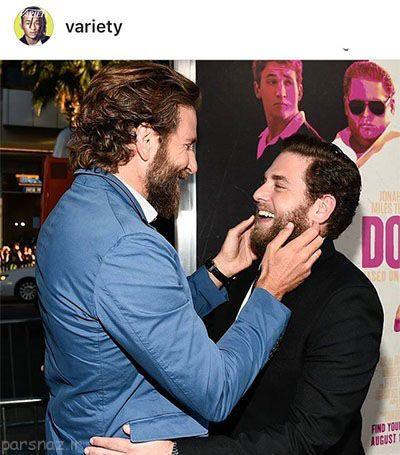 آخرین عکس های بازیگران جذاب ستاره های هالیوود در اینستاگرام