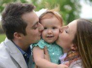 کودک و محبت پدر و مادر