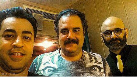 عکسهای خبری از بازیگران ایرانی در شبکه های اجتماعی