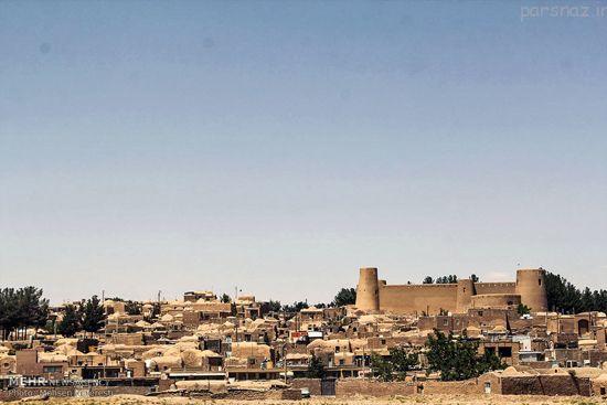 قلعه بیرجند در خراسان جنوبی در حال تخریب
