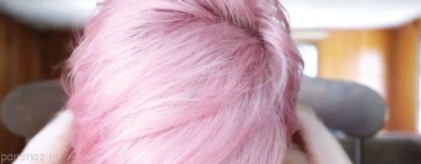 پیشنهاد رنگ مو برای فصل تابستان
