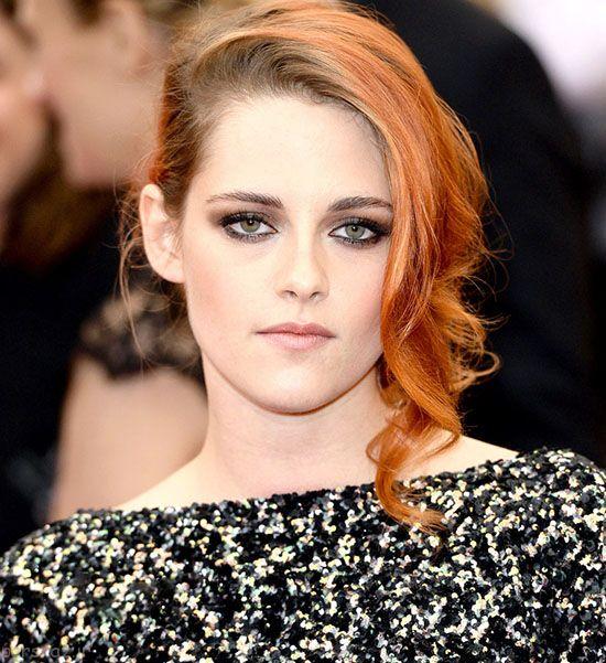 مدل های آرایش جذاب به سبک Kristen Stewart