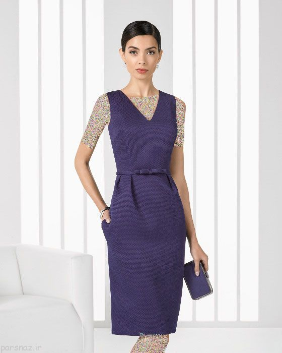 عکس مدل لباس مجلسی زیبا و جدید زنانه برند