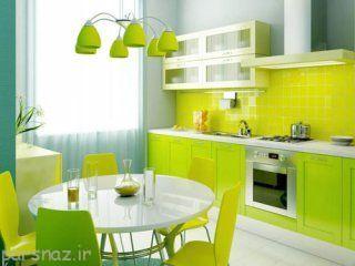بیایید در آشپزخانه تنوع ایجاد کنیم