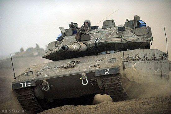 با بهترین تانک های جنگی دنیا آشنا شوید
