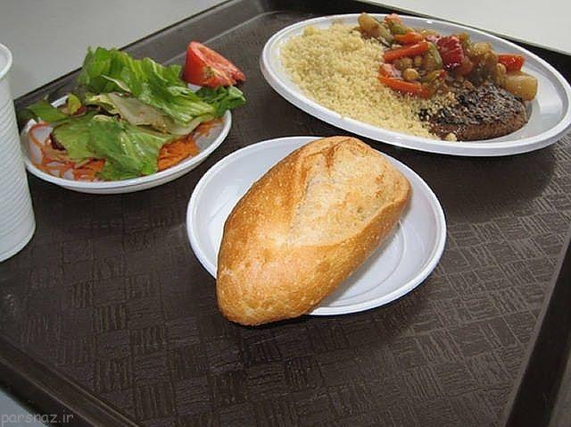 محرومیت دانشجو غذای دانشگاه صندوق رفاه دانشجویان زندگی مجردی دانشجویی دانشجوی خارجی دانشجو تهرانی