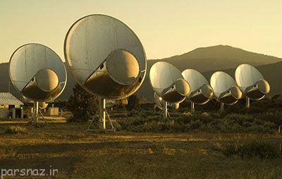دریافت پیام های رادیویی مشکوک از فضا