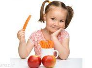 هویج یک دوست خوب برای کودکان
