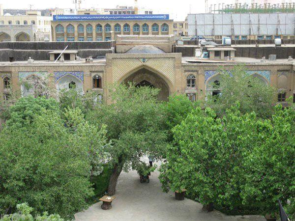 سفر به مشهد هم زیارت هم گردش