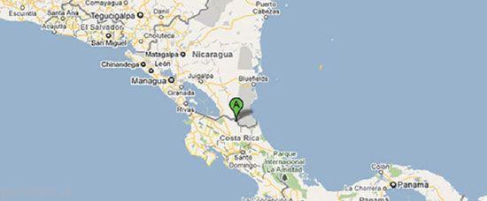 نقشه های گوگل و نقص های آن