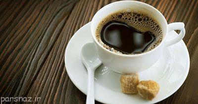 مصرف قهوه و ارتباط با افسردگی