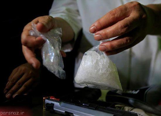 شیوع گسترده اعتیاد به مواد در فیلیپین