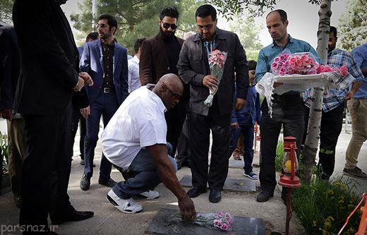 سفر افراد مشهور و پر حاشیه به ایران +عکس