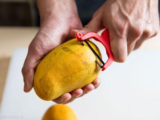 انبه میوه ای مفید برای سلامت بینایی