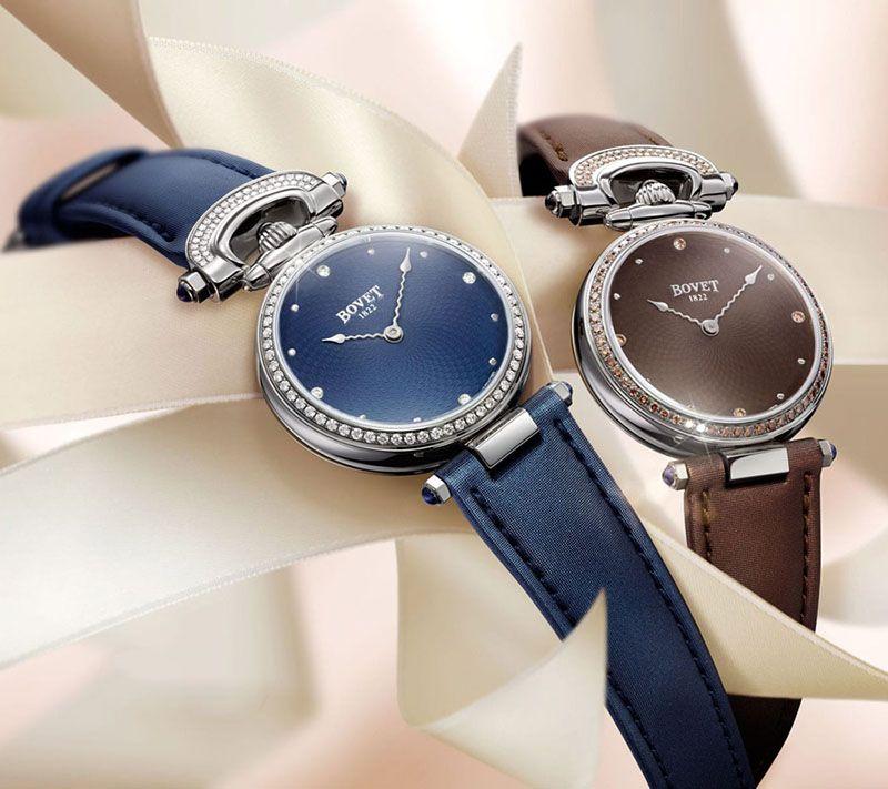 مدل های ساعت مچی شیک و جدید از برند Bovet