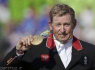 قهرمان 58 ساله مدال طلای المپیک را بشناسید