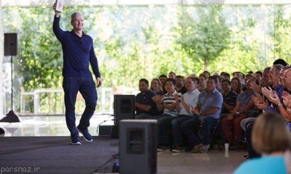 فروش گوشی آیفون مرز یک میلیارد دستگاه را رد کرد