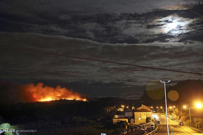 عکس های خبری دنیا در هفته ای که گذشت سری جدید