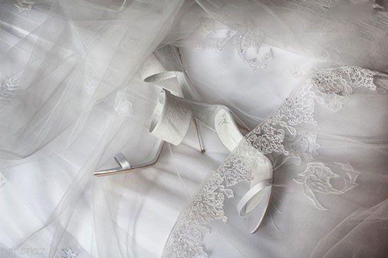 صحبت های طراح لباس عروس خواننده مشهور