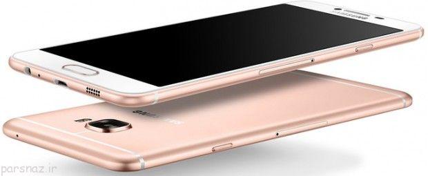 گوشی موبایل Galaxy C9 به زودی در بازار