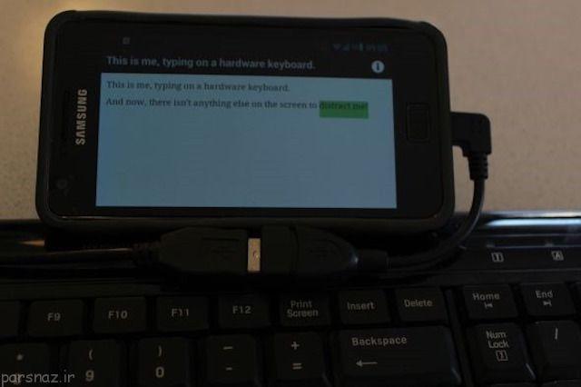 کاربردهای USB OTG را یاد بگیریم