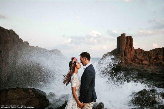 تصاویر عروس و داماد برای مدل عکاسی
