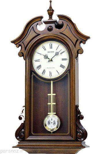 زیباترین مدل های ساعت برای دکور منزل شما