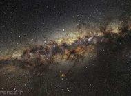 برخورد مهیب یک ابر با کهکشان راه شیری