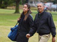 دختر اوباما با انتشار ویدئو رسوا شد