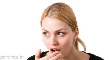 بوی بد دهان در اوقات صبح و راهکارها