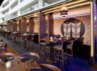 دکوراسیون داخلی رستوران با نمادهای ژاپنی