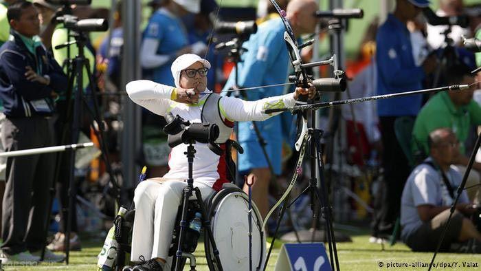ورزشکاران ایران در المپیک ریو به روایت تصویر