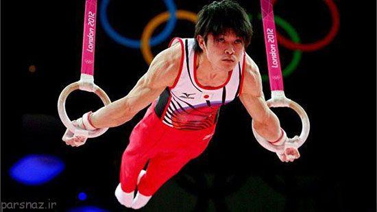 ستاره های این دوره المپیک را بشناسید +عکس