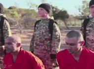وقتی پدر پسرش را در حال آدم کشی داعش دید