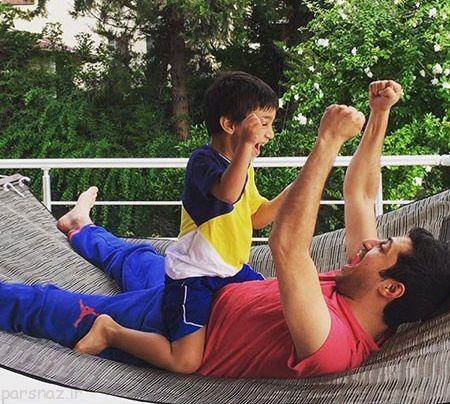 عکسهای پربازدید بازیگران و ستاره ها در شبکه های اجتماعی