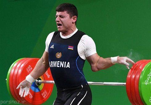 مصدومیت وحشتناک ورزشکاران در المپیک +عکس