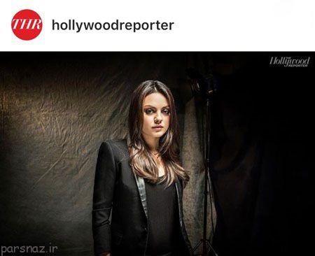 جدیدترین گالری عکسهای بازیگران و ستارگان خارجی در اینستاگرام