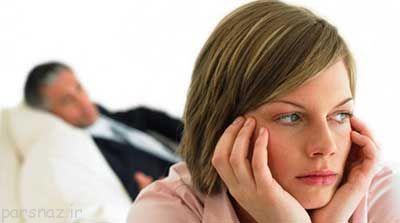 استرس میل جنسی را در خانم ها سرکوب می کند